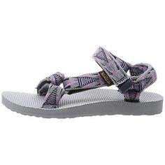 Teva Original Universal Womens 1003987-MPK Mosaic Pink Straps Sandals Size 5