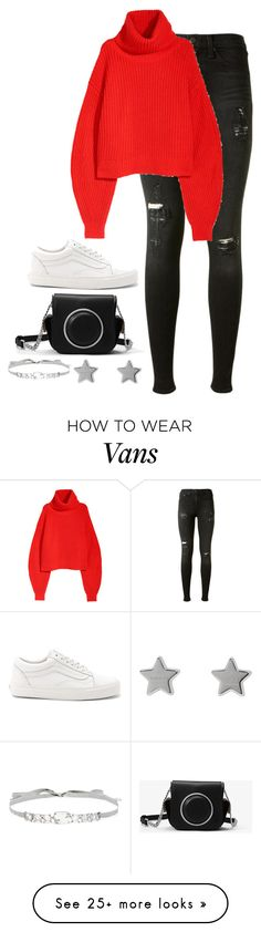 """Untitled #4603"" by magsmccray on Polyvore featuring rag & bone, Vans, MICHAEL Michael Kors, Gucci and Jenny Packham"