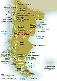Patagonia | Viajando com Arte