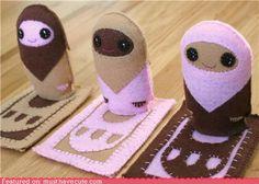 Hijabi's unite :)