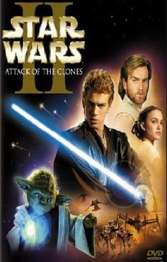 """ Star Wars 2 - Attack Of The Clones """