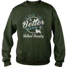 LIFE IS BETTER WITH A SHETLAND SHEEPDOG CREW SWEATSHIRTS T-SHIRTS, HOODIES ( ==►►Click To Shopping Now) #life #is #better #with #a #shetland #sheepdog #crew #sweatshirts #Dogfashion #Dogs #Dog #SunfrogTshirts #Sunfrogshirts #shirts #tshirt #hoodie #sweatshirt #fashion #style
