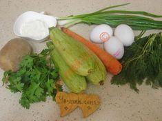 Sebze Köftesi İçin Gerekli Malzemeler Pasta, Eggs, Vegetarian, Diet, Breakfast, Food, Morning Coffee, Eten, Egg