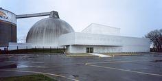Zuckerfabrik in Chile / Stahl und Stevia - Architektur und Architekten - News / Meldungen / Nachrichten - BauNetz.de