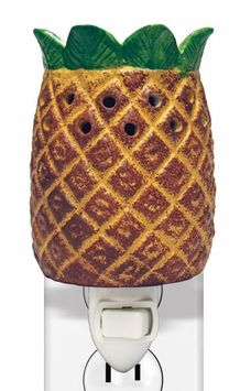 pineapple plug in wax melter wax warmer electric pluggable pineapples