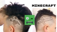 Minecraft Haircut - TheSalonGuy