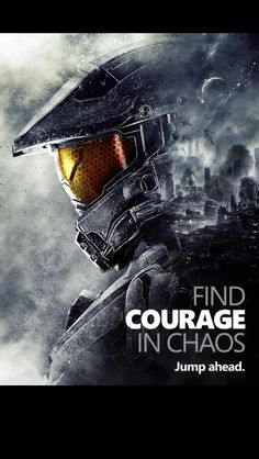 Halo 5: Guardians. Master Chief. 117.