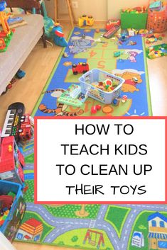 Are your kids playing all over the house and toys are everywhere? Here is an easy way to teach the kids to clean up their toys that will eventually become kids who loves to help cleaning and keep the house tidy. Parenting Toddlers, Parenting Hacks, Toddler Routine, Age Appropriate Chores, How To Teach Kids, Toddler Age, Our Kids, Clean Up, Toddler Activities