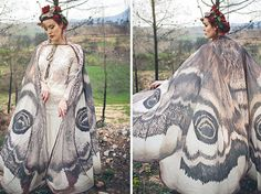 They are made by an incredibly talented costume designer. You have to see these!