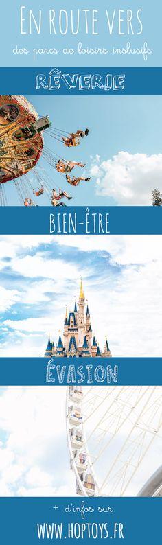 En route vers des parcs de loisirs inclusifs - Blog Hop'Toys Disneyland Paris, Parcs, Blog, Service Dogs, The Visitors, Tourism, Hobbies, Places, Blogging