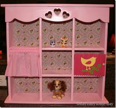 Another Pet Shop Playhouse - what fun for kids!