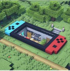 Easy Minecraft Houses, Minecraft Plans, Minecraft Funny, Amazing Minecraft, Minecraft Room, Minecraft House Designs, Minecraft Tutorial, Minecraft Blueprints, Minecraft Crafts
