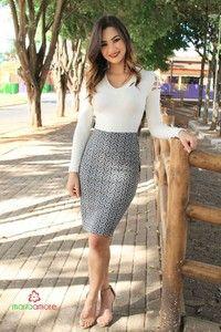 7f0a930e43 Linda Luz Moda Evangélica (lindaluzmodaeva) no Pinterest