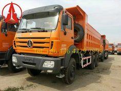beiben dump trucks.http://www.beiben-trucks.com/Beiben-2538-dump-trucks-are-shipped-to-Gambia_n193