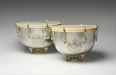 Franz Peter Bunsen (master 1754–1795). Kettle Drums, 1779. Hanover, Germany. The Metropolitan Museum of Art, New York. Purchase, Robert Alonzo Lehman Bequest, Acquisitions Fund, and Frederick M. Lehman Bequest, 2010 (2010.138.1-.4) #Olympics #London2012
