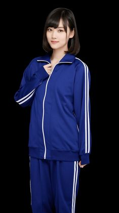 School Uniforms, School Uniform Girls, Girls Uniforms, Asian Girl, Rain Jacket, Windbreaker, Poses, Skinny, Womens Fashion
