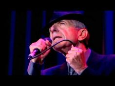 THIS IS EXCELLENT~every song gets better and better. Back-up signers are great, too!  Leonard Cohen   London Live concert  