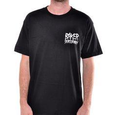 NECKFACE LOGO TEE BLACK - Clothing