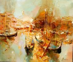 Angelica Privalihin - One Day In Venice
