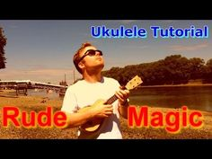 Somewhat Easy Uke Songs - Rude by Magic! (Ukulele Tutorial + Chords) - YouTube