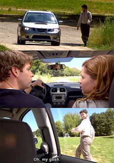 One of my favorite episodes. This scene gets me every time! Love Mose!