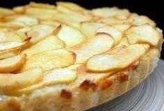 Franse appeltaart met roomkaas Apple Pie Recipes, Sweet Recipes, Baking Recipes, Cake Recipes, Dessert Recipes, Apple Pies, Moist Apple Cake, Pie Cake, Sweet Bread