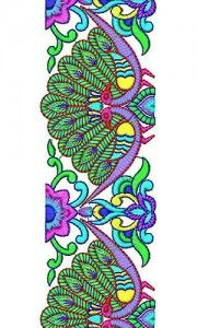 This design also used as Lace Embroidery Projects, This is Free Standing Lace Guitar Design. Lace Embroidery, Custom Embroidery, Embroidery Designs, Peacock Images, Navratri Festival, Lolo, Guitar Design, Border Design, Chain Stitch