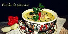 Retete de supe, ciorbe gustoase: retete de supe si ciorbe, mancaruri Thai Red Curry, Supe, Eat, Tableware, Ethnic Recipes, Food, Kitchens, Dinnerware, Tablewares
