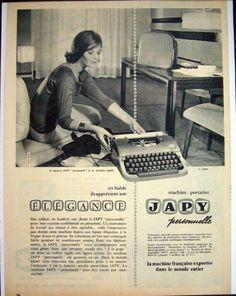 Japy Année : Années 60