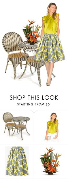 """""""Experiment :)"""" by ganing ❤ liked on Polyvore featuring MacKenzie-Childs, Marissa Webb, Maison Château Rouge, WorkWear, Elegant, officestyle and officelook"""