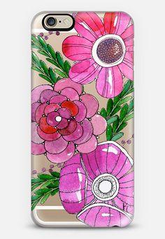 Sophia's Garden iPhone 6 case by Kathryn Cole | Casetify