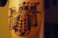 Daleks - Dr. Who