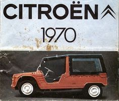 1970 Citroen Mehari | Ulugöl Otomotiv Citroen sayfası: www.ulugol.com.tr/citroen.aspx