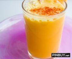 Super Sinus Juice – orange, lemon, apple, ginger, cayenne. - Healthy Food for Fitness