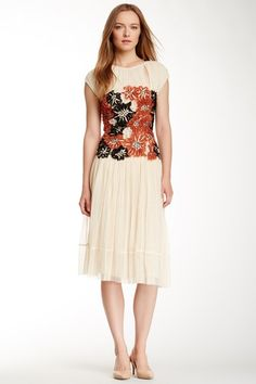 Faith Silk Lined Dress by Tory Burch on @HauteLook