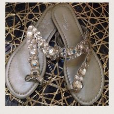 reduced Sandals Sandals  . Size 7W . Used great condition. Madeline Stuart. Very convertible . Open to any reasonable offer  Madeline Stuart Shoes Sandals