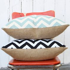 I can make these. Gotta go get me some coffee bean bags :)