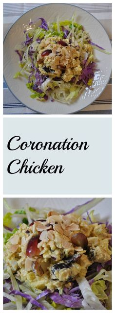 Coronation Chicken -