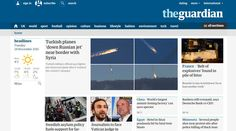 I contenuti del 'Guardian' online decisi anche in base alle performance degli articoli sui social. #editoria #giornalismo #media