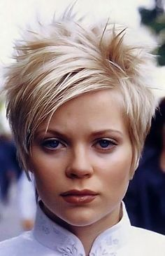Image result for spiky asymmetrical haircuts for women