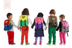 Gigi Loves ~ Superhero Backpacks / Gigi Brooks