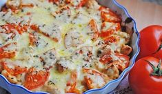 Cooking recipe Chicken fillet baked with vegetables and cheese Chicken Fillet Recipes, Best Chicken Recipes, Baked Chicken, My Recipes, Recipe Chicken, Drink Recipes, Favorite Recipes, Gourmet Cooking, Cooking Recipes