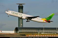 https://flic.kr/p/C2GTXu   CDG.11.12.12_300_awp   Camair Co Boeing 767-33A/ER TJ-CAC (cn 28138/822)