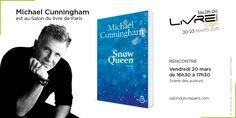 Au #SDL2015, la présence exceptionnelle : Michael Cunningham !