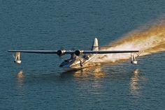 PBY Catalina - Catalina's sank 40 submarines during WWII.