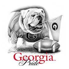 georgia bulldogs -Georgia Pride