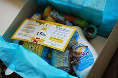 W pudełku BonBonBox można znaleźć także nasze kupony rabatowe, aż grzech nie wykorzystać ich w sklepie on-line na #puffinsy