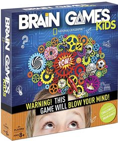 Brain Games Kids - Warning This Game Will Blow Your Mind Kids Brain Games, Games For Kids, Elderly Activities, Dementia Activities, Mind Games Puzzles, Puzzle Games, Physical Education Games, Health Education, Physical Activities
