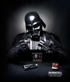 Dark Duracell