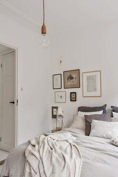 ANTES Y DESPUÉS: Un dormitorio natural y renovado